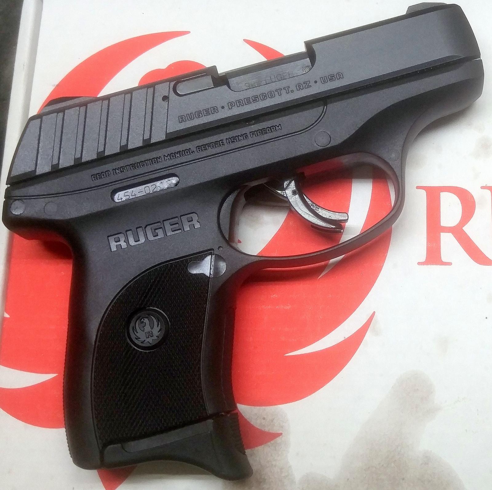 Ruger EC9s quick look  - Survivalist Forum